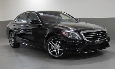 MERCEDES BENZ S550 L 4MATIC
