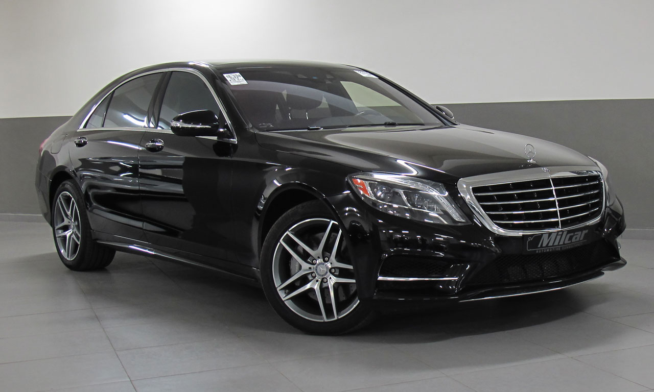 Milcar automotive consultancy mercedes benz s550 l for Mercedes benz s550 pictures
