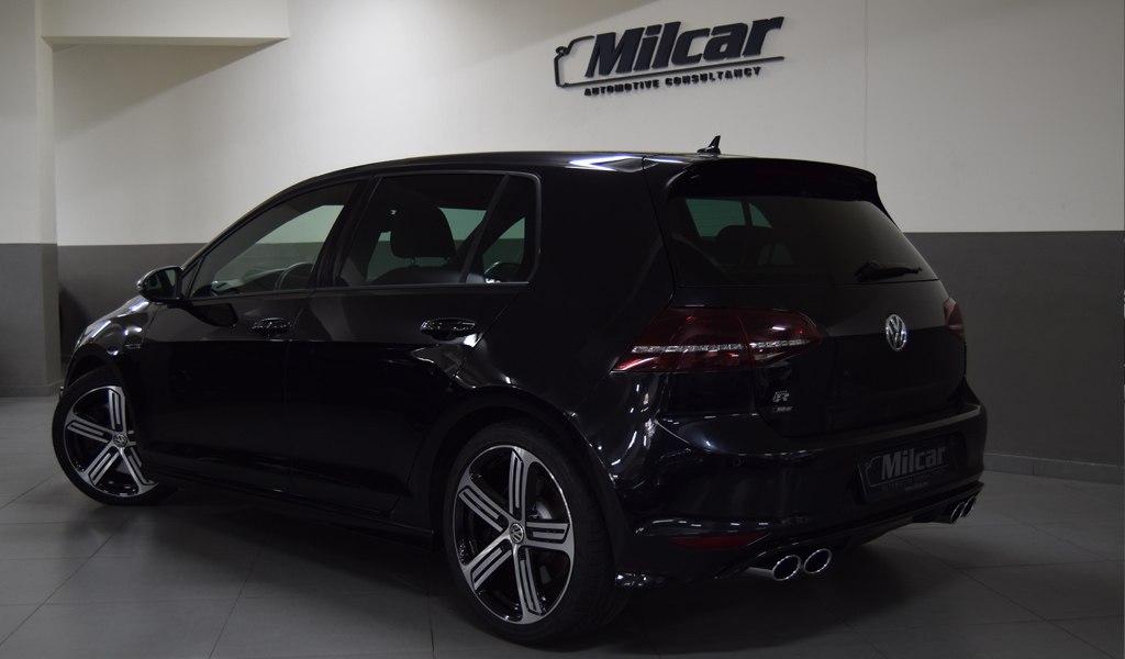 Milcar Automotive Consultancy 187 Vw Golf 7 R 2017