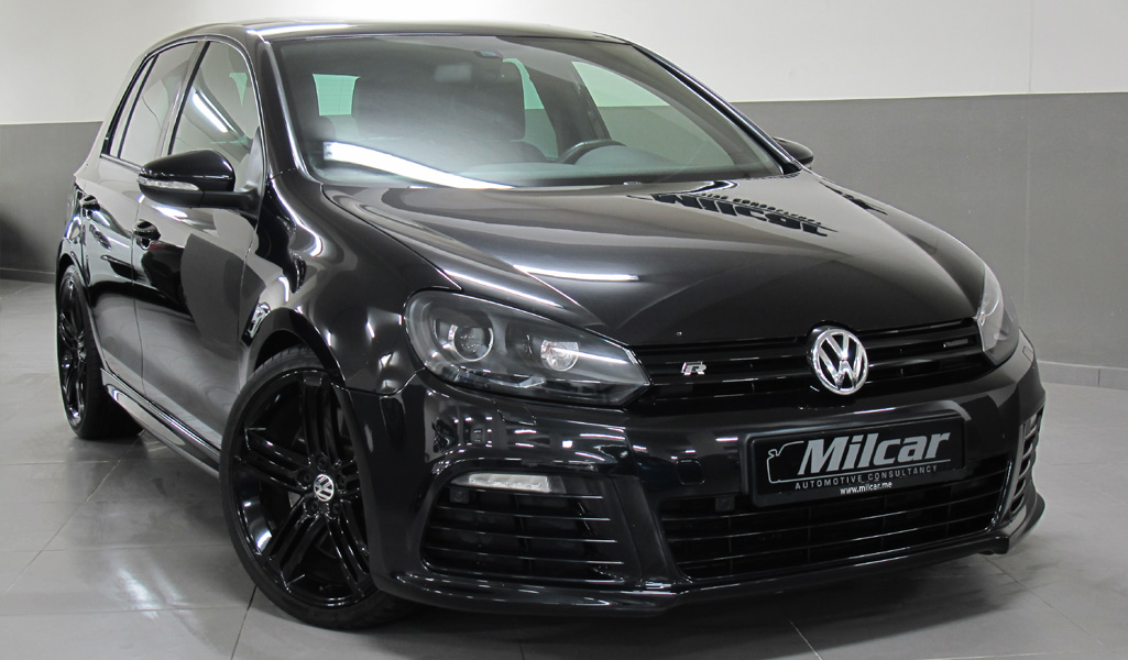 milcar automotive consultancy vw golf 6 r 2011. Black Bedroom Furniture Sets. Home Design Ideas