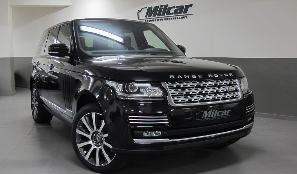 RANGE ROVER VOGUE SUPERCHARGED 2015