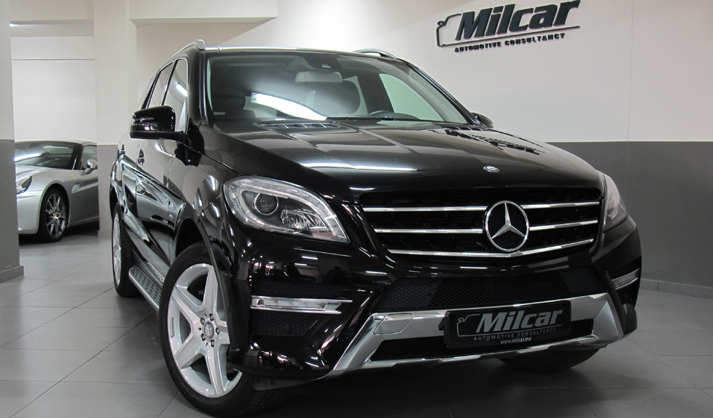 milcar automotive consultancy mercedes benz ml 400 amg 2015. Black Bedroom Furniture Sets. Home Design Ideas