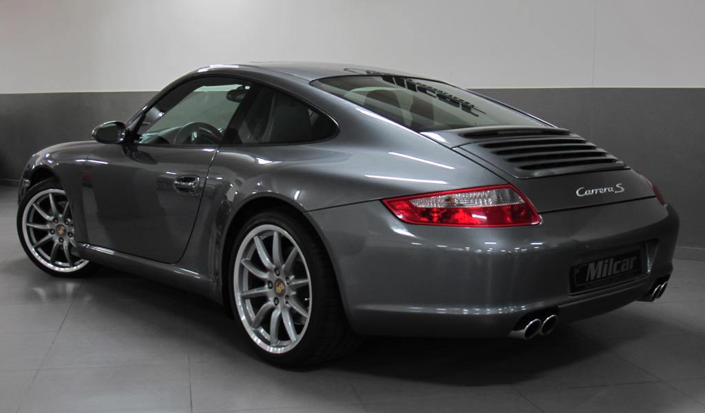 Milcar Automotive Consultancy 187 Porsche 997 Carrera S 1st Generation 2008