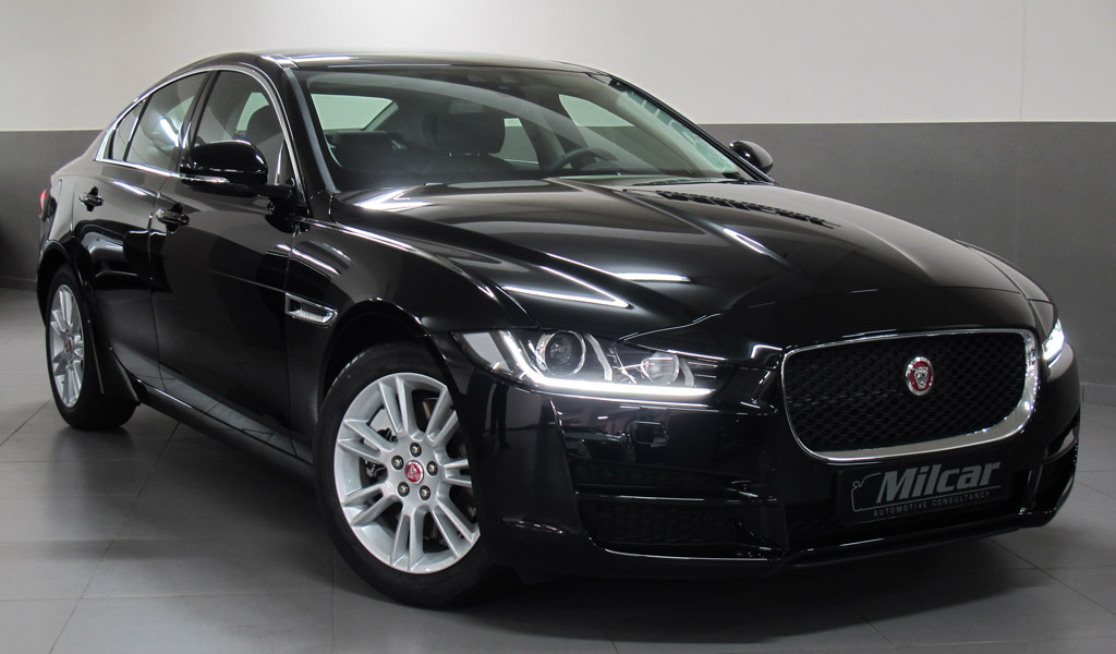 milcar automotive consultancy jaguar xe 2016. Black Bedroom Furniture Sets. Home Design Ideas