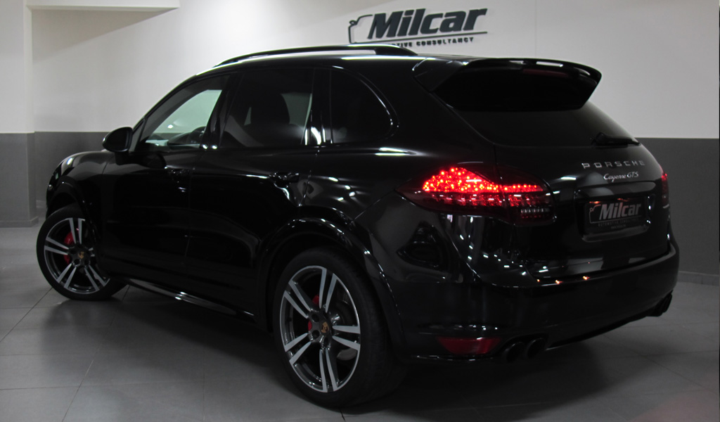 Milcar Automotive Consultancy 187 Porsche Cayenne Gts 2013