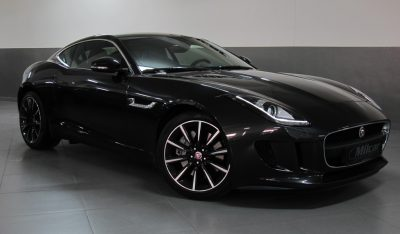 JAGUAR F-TYPE V6 2016