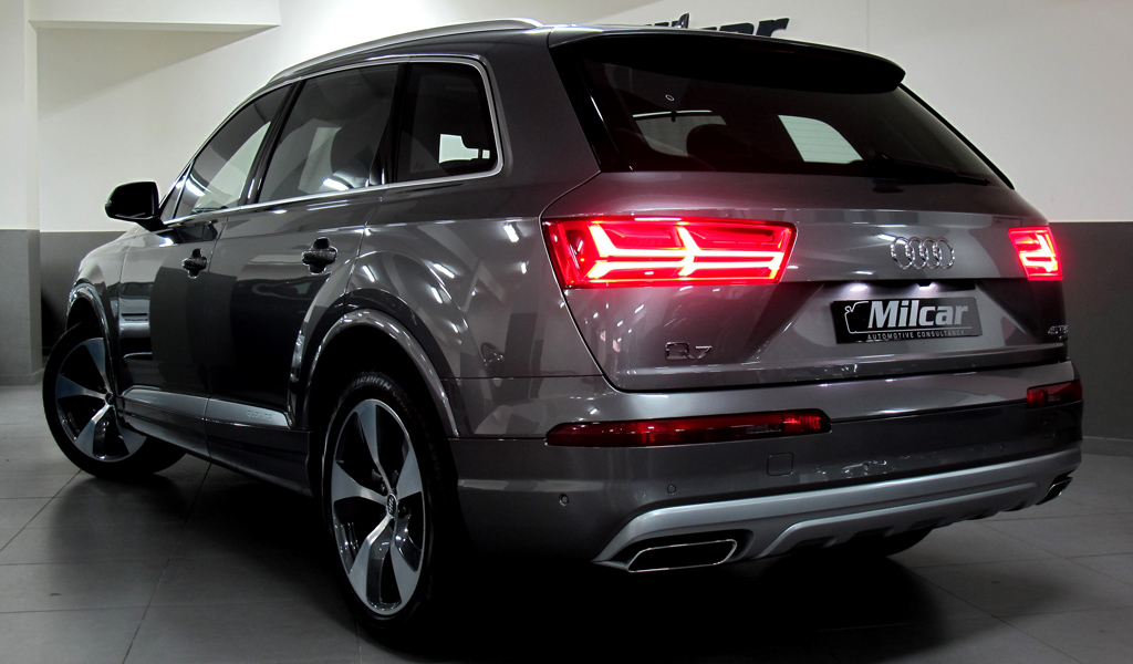 Audi Suv Pre Owned