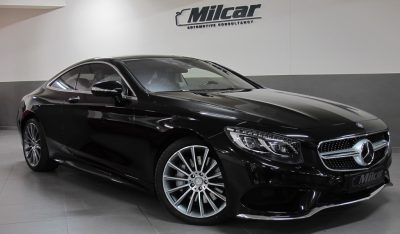 S500 Coupe 2015