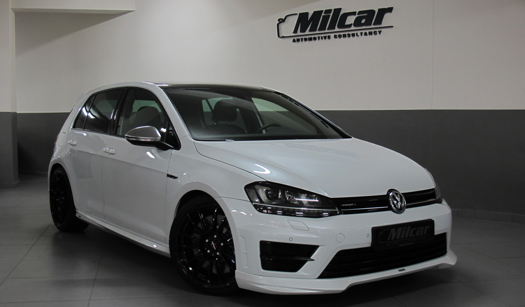 Milcar Automotive Consultancy 187 Vw Golf 7 R Oettinger