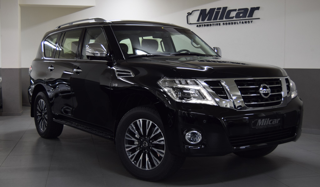 Milcar Automotive Consultancy 187 Nissan Patrol Se