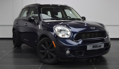 MINI COOPER COUNTRYMAN ALL 4 S 2011