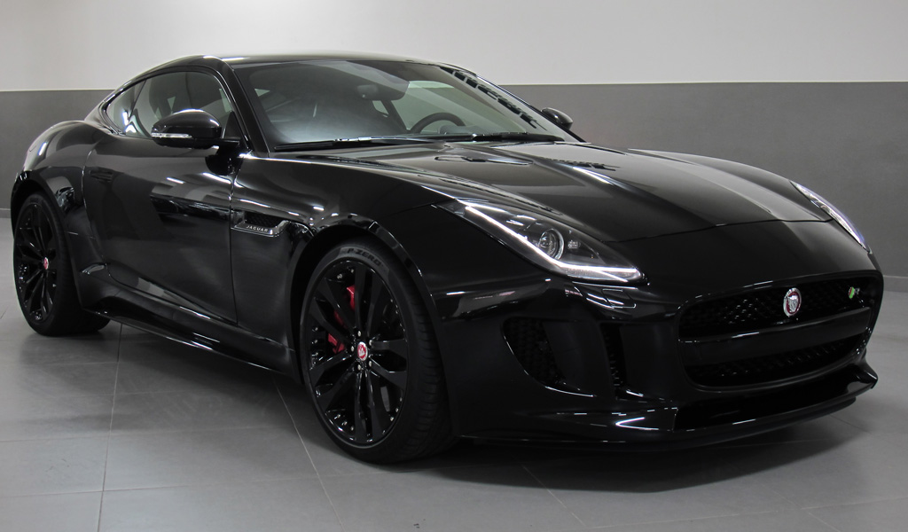 milcar automotive consultancy jaguar f type v8 r coupe 2015. Black Bedroom Furniture Sets. Home Design Ideas