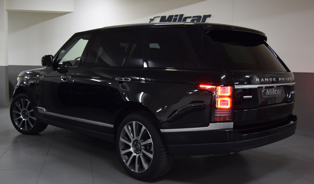 milcar automotive consultancy range rover vogue lwb. Black Bedroom Furniture Sets. Home Design Ideas