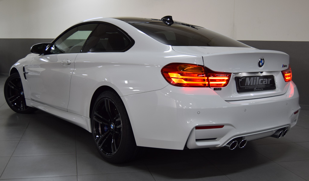 Milcar Automotive Consultancy 187 Bmw M4 2016