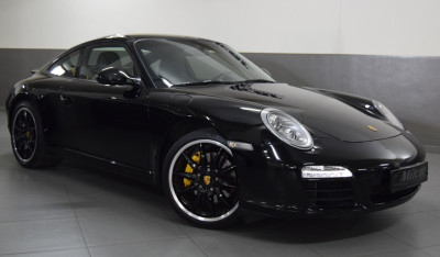 carrera S Black Ed