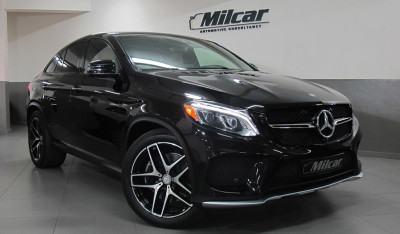 MERCEDES BENZ GLE 450 AMG COUPE