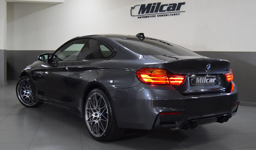 Milcar Automotive Consultancy 187 Bmw M4 Competition