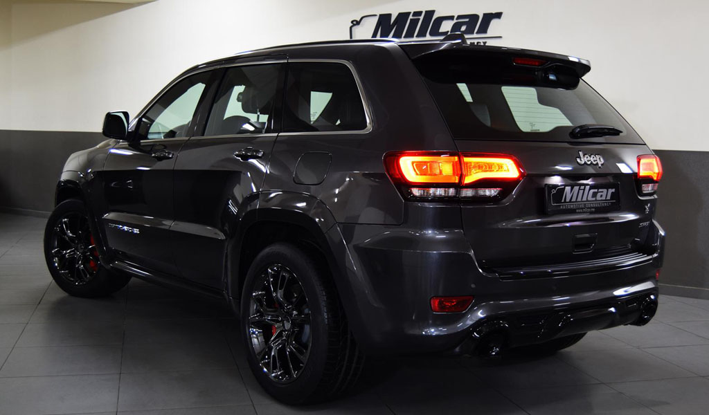 milcar automotive consultancy jeep grand cherokee srt 2015. Black Bedroom Furniture Sets. Home Design Ideas