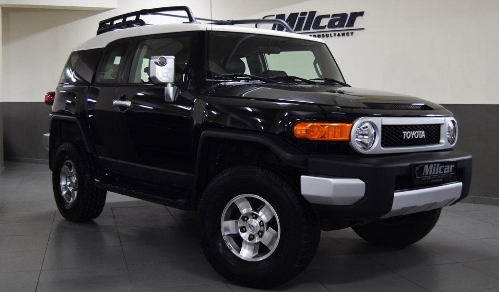 milcar automotive consultancy toyota fj cruiser 2008. Black Bedroom Furniture Sets. Home Design Ideas