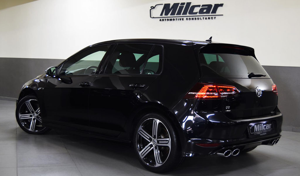 milcar automotive consultancy vw golf 7 r 2015. Black Bedroom Furniture Sets. Home Design Ideas