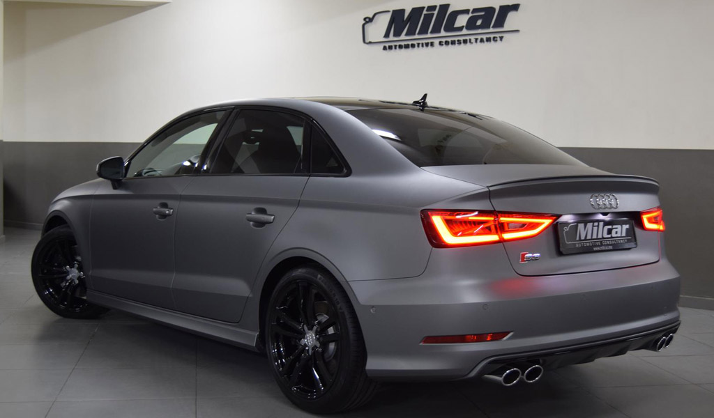 Audi rs3 hatchback used 13