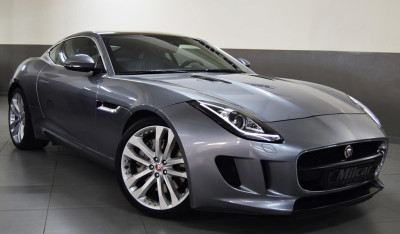 JAGUAR F-TYPE COUPE V6 2015