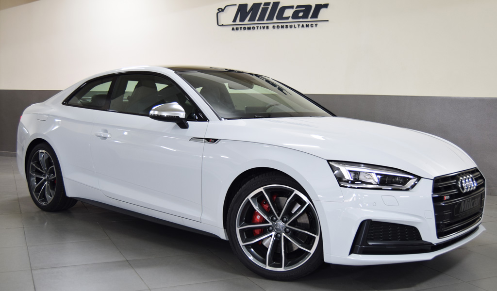 Milcar Automotive Consultancy 187 Audi S5 Coupe 2018