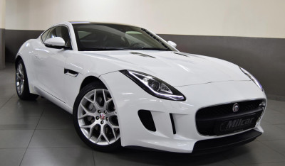 JAGUAR F-TYPE COUPE V6