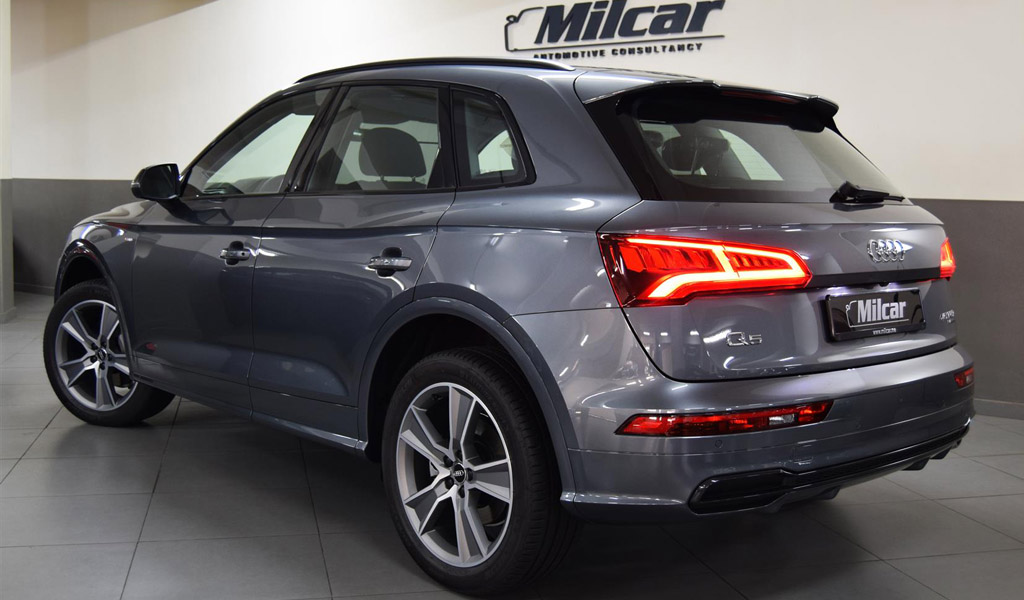 Milcar Automotive Consultancy 187 Audi Q5 2 0t 2018