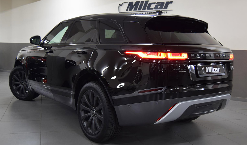 Range Rover Vogue Autobiography 2017 >> MILCAR ::: Automotive Consultancy » RANGE ROVER VELAR P250 R-DYNAMIC 2018