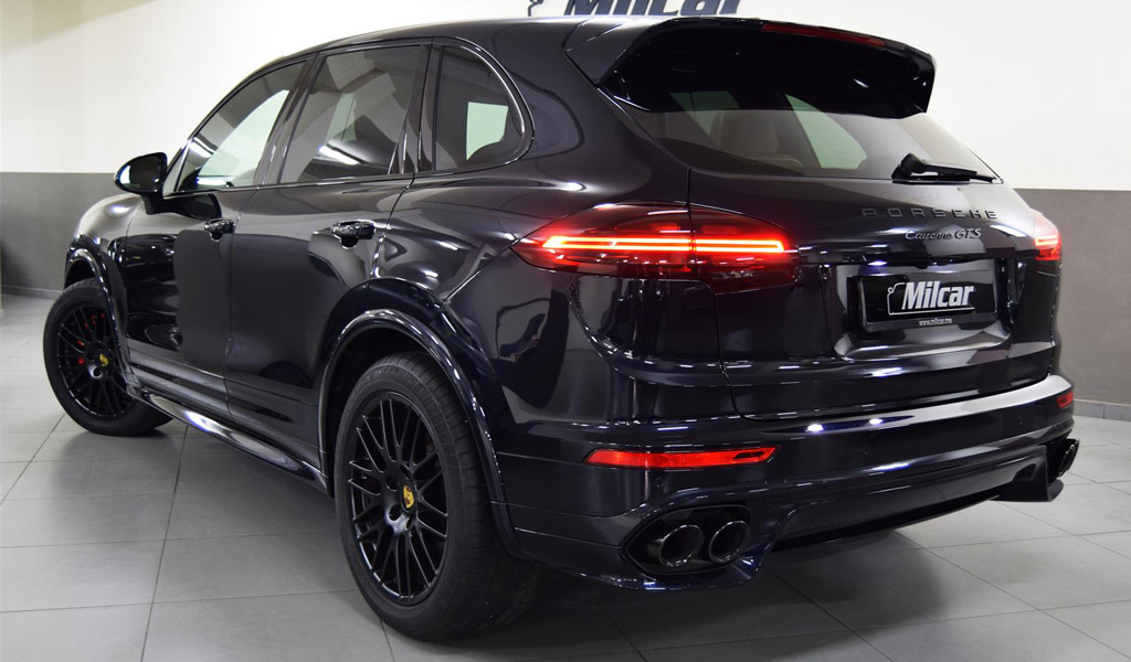 milcar automotive consultancy porsche cayenne gts 2017. Black Bedroom Furniture Sets. Home Design Ideas