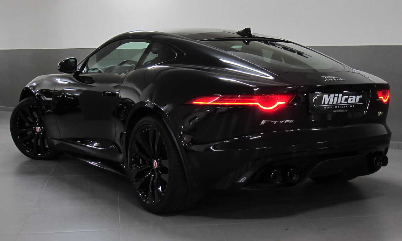 Milcar Automotive Consultancy 187 Jaguar F Type V8 R