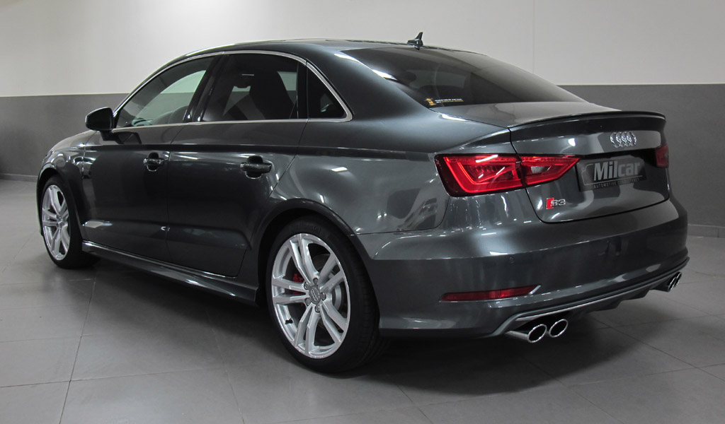 Milcar Automotive Consultancy 187 Audi S3 Sedan 2016
