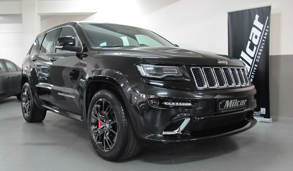 milcar automotive consultancy jeep grand cherokee srt8 2016. Black Bedroom Furniture Sets. Home Design Ideas