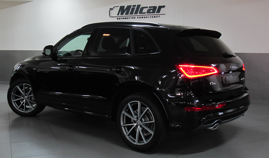 Milcar Automotive Consultancy 187 Audi Q5 2 0t 2016