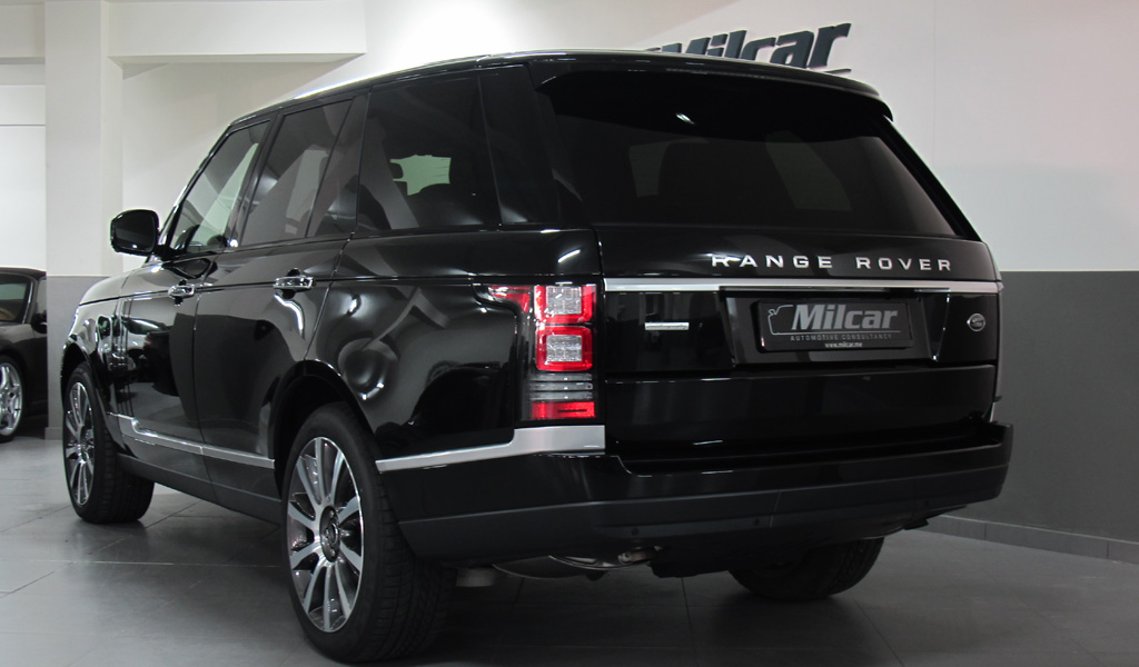milcar automotive consultancy range rover vogue. Black Bedroom Furniture Sets. Home Design Ideas