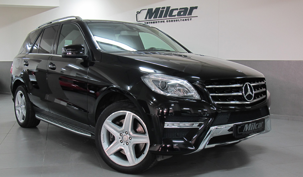 Milcar automotive consultancy mercedes benz ml 400 for Mercedes benz ml 2015