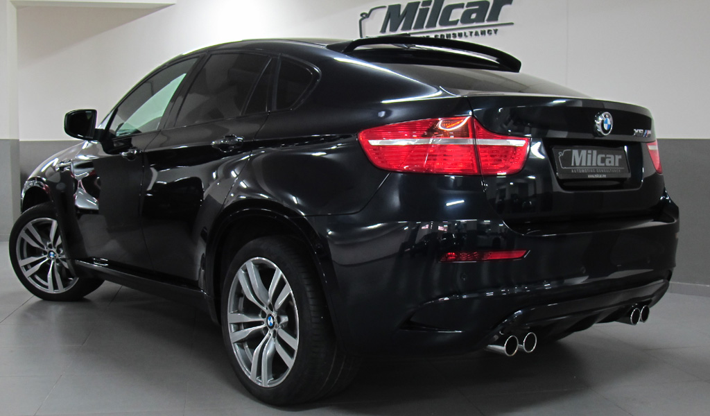 Milcar Automotive Consultancy 187 Bmw X6 M 2010