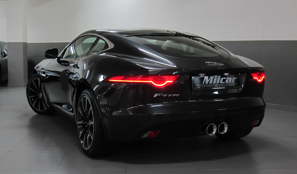 Milcar Automotive Consultancy 187 Jaguar F Type V6 2016