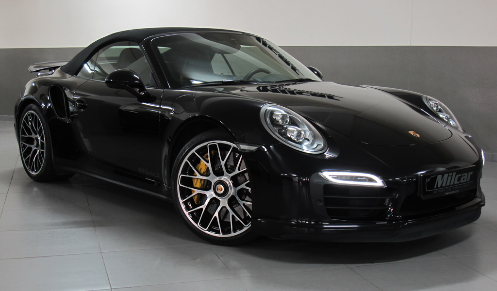 milcar automotive consultancy porsche 991 turbo s cabriolet 2015. Black Bedroom Furniture Sets. Home Design Ideas