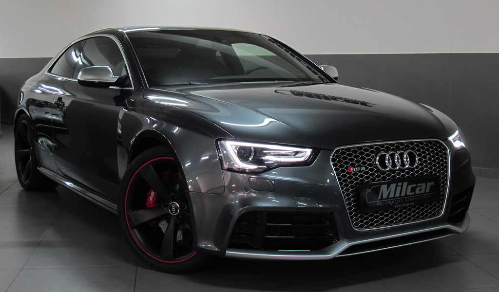 Milcar Automotive Consultancy 187 Audi Rs5 Coupe 2016