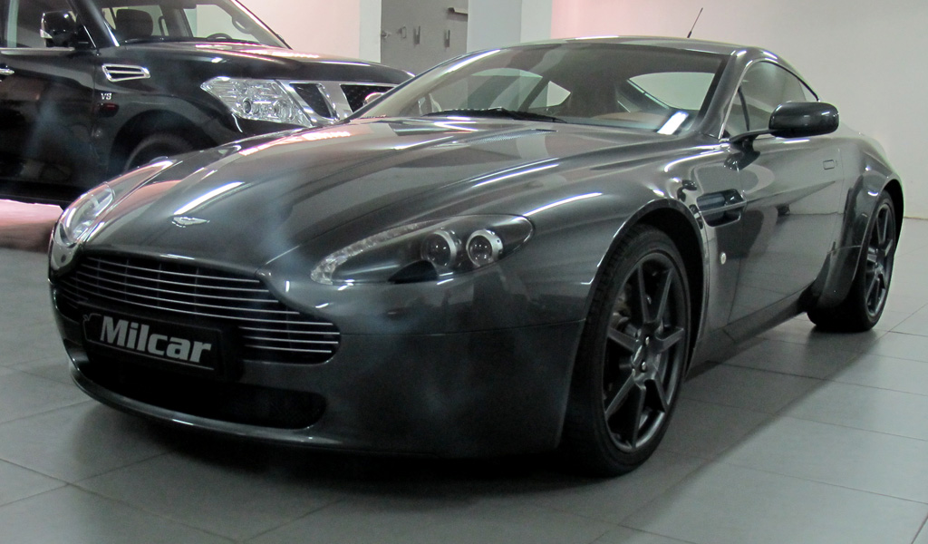 milcar automotive consultancy aston martin v8 vantage 2007. Cars Review. Best American Auto & Cars Review