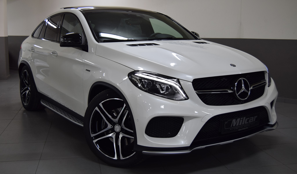 Milcar automotive consultancy mercedes benz gle 450 for Mercedes benz gle 450