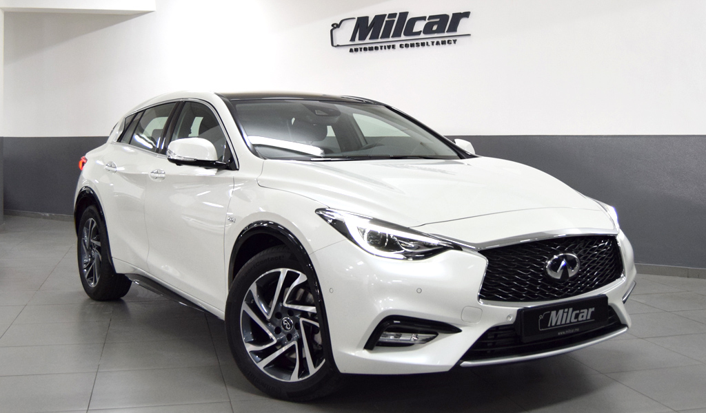 MILCAR ::: Automotive Consultancy » INFINITI Q30 2.0 ...