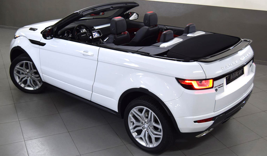 milcar automotive consultancy range rover evoque. Black Bedroom Furniture Sets. Home Design Ideas