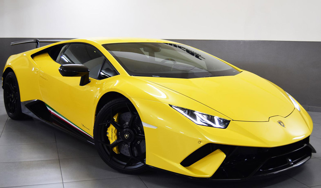Milcar Automotive Consultancy Lamborghini Huracan Performante 2019