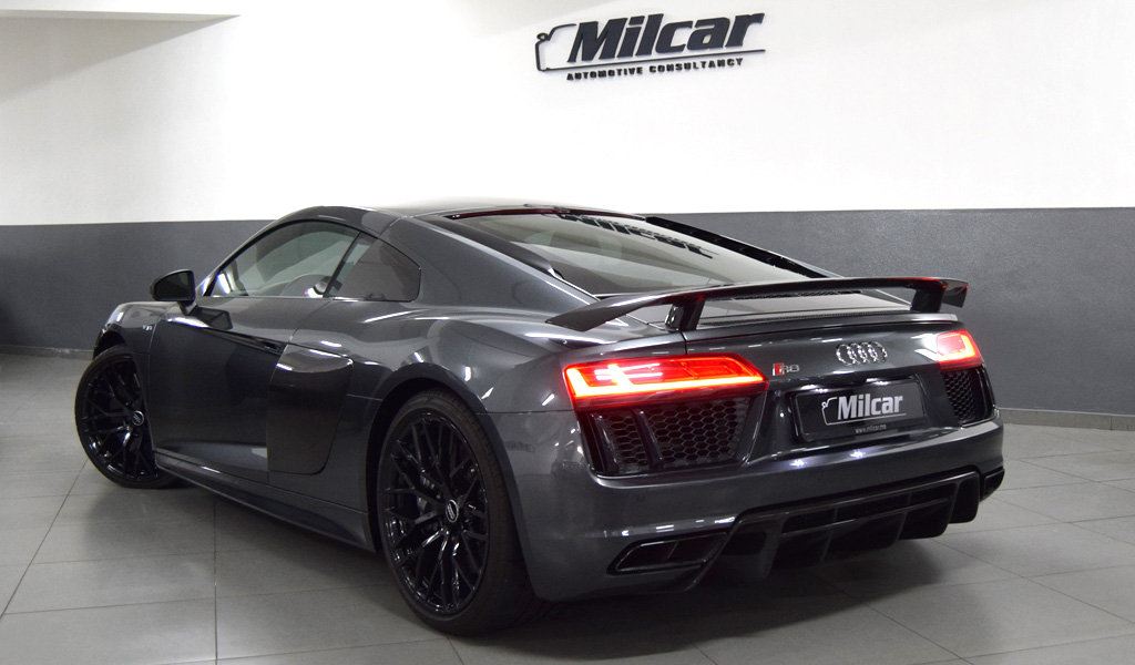 Milcar Automotive Consultancy Audi R8 V10 Plus 2019