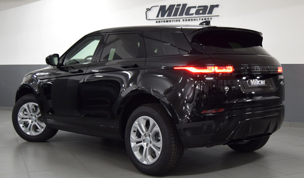 Milcar Automotive Consultancy L R Range Rover Evoque P200 S 2021